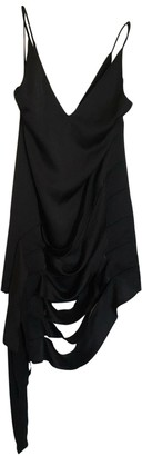 C/Meo Black Polyester Tops