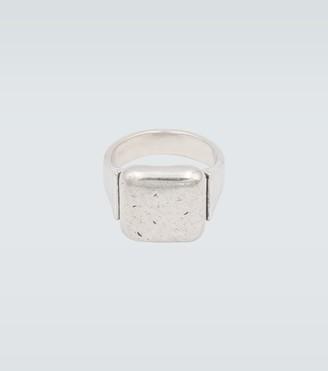 Bottega Veneta Silver ring