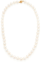 Baroque Akoya Pearl Strand Necklace