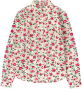 Cath Kidston Daisy Sprigs Printed Shirt
