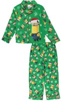 "Minions Big Boys' ""Merry Minions"" 2-Piece Pajamas"