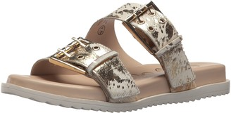 Naughty Monkey Women's Hey Pony Sandal