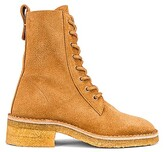 Thumbnail for your product : Chloé Edith Ankle Boots in Tan