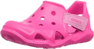 Crocs Unisex Kids' Swiftwater Wave K Closed Toe Sandals