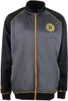 Majestic Men's Boston Bruins Wow Track Jacket