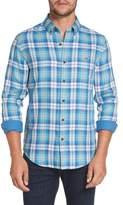 Vineyard Vines Men's East Marsh Plaid Tucker Slim Fit Sport Shirt
