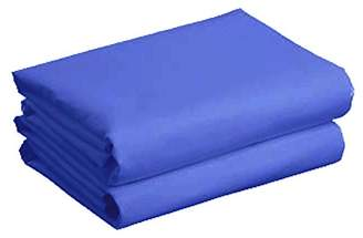 Cuddles Collection Navy Cot Jersey Sheets (2 Pieces)