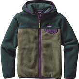 Patagonia Boys' Lightweight Synchilla Snap-T Hoody