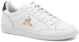 Le Coq Sportif Courtclay W Leather Trainers
