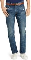 Polo Ralph Lauren Varick Straight Fit Jeans in Clarke