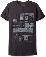 Zoo York Men's Short Sleeve Contempt T-Shirt