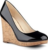 Nine West 'Halenia' Platform Wedge Pump (Women)