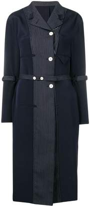 Thom Browne Inside-Out Coat Lining Dress