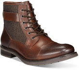 Bar III Devin Cap-Toe Utility Boots, Only at Macy's