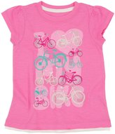 Hatley Graphic Tee (Toddler/Kid) - Lots Of Bikes-2
