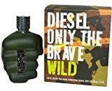 Diesel ONLY THE BRAVE WILD by EDT SPRAY 4.2 OZ for MEN ---(Package Of 5)