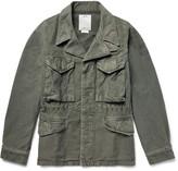 Visvim - Achse Cotton-canvas Field Jacket