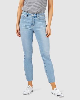 Jeanswest Joni Slim Raw Edge Jeans