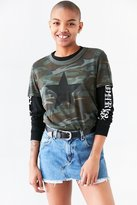 Truly Madly Deeply Camo Star Tee