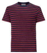 Officine Generale Striped Jersey T-Shirt