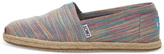 Toms Rainbow Espadrille Shoes