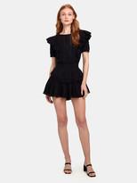 LoveShackFancy Natasha Mini Dress