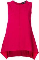 Proenza Schouler sleeveless top - women - Acetate/Viscose - 4