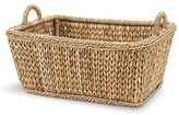 The Well Appointed House BARGAIN BASEMENT ITEM: Sweater Weave Euro Market Basket - ONLY ONE AVAILABLE AT THIS PRICE