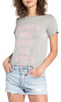 Daydreamer Women's Women Save Graphic Tee