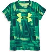 Under Armour Boy's 'Big Logo' Ua Tech(TM) Graphic T-Shirt