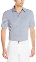 Cutter & Buck Men's CB Drytec Diplomat Stripe Polo