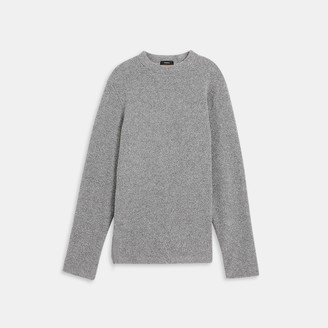 Theory Cashmere Boucle Sweater