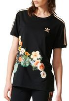 adidas Jardim Agharta Three Stripes Cotton Tee