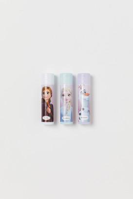 H&M 3-pack Lip Balms
