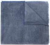 Ermenegildo Zegna gradient knitted scarf