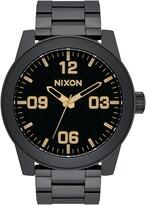 Nixon Corporal Bracelet Watch, 48mm