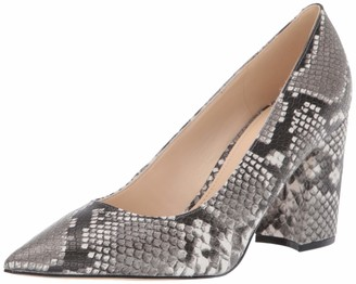 Nine West Women's Pump Gray 5
