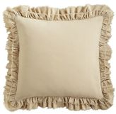 Pier 1 Imports Sorrento Oatmeal Decorative Square Pillow