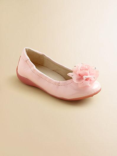Naturino Toddler's & Girl's Patent Ballet Flats