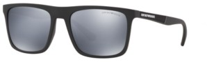 Emporio Armani Men's Polarized Sunglasses