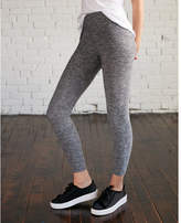 Express marled supersoft ankle leggings