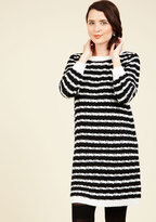 Central Park Spark Sweater Dress in XS