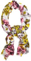 Juicy Couture Spun by Subtle Luxury Butterfly Fields Scarf