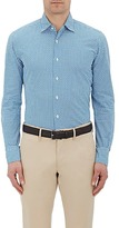 Glanshirt MEN'S DOBBY-WEAVE SHIRT