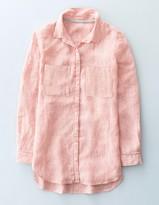 Boden The Longer Length Linen Shirt