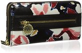 Anne Klein One To Watch Zip Around SM Wallet