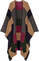 Madeleine Thompson Color-block cashmere wrap