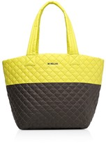 MZ Wallace Oxford Metro Color Block Medium Tote