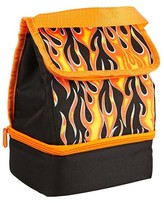 Fit & Fresh Kids Austin Insulated Lunch Bag - Flames