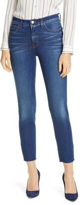 L'Agence El Matador French Slim Crop Jeans